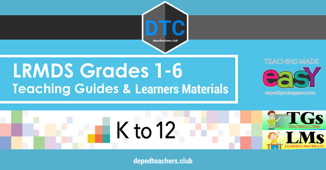 Teaching Materials and Learners Materials (TG's & LM's